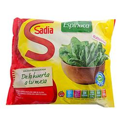 Espinaca Congelada Sadia 500 Gr