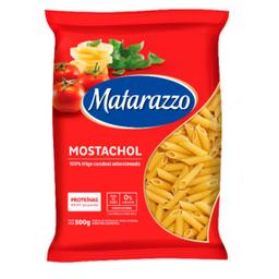 Fideos Mostachol Rayado Matarazzo 500 Gr