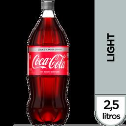 Gaseosa Coca Cola Light 2.5 L