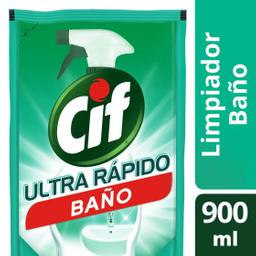 Económico Cif Limpiador Líquido Baño 900 Ml