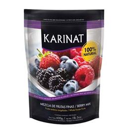 Mix De Frutas Finas Karinat 600 Gr