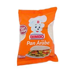 Pan Árabe Blanco Bimbo 230 Gr