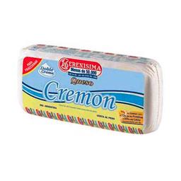 Queso Doble Crema Cremón Con Vitamina A/D 1 Kg