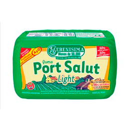 Queso Port Salut La Serenísima Light 1 Kg