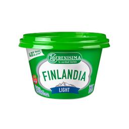 Queso Untable La Serenísima Finlandia Light Vitamínas A Y D 200G