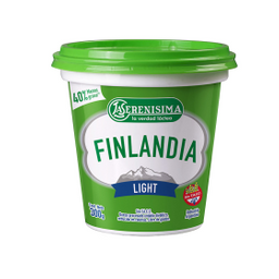 Queso Untable La Serenísima Finlandia Light 300 Gr