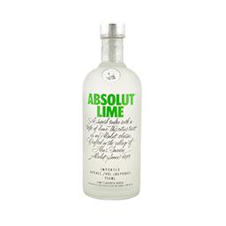 Vodka Absolut Lime 750 mL