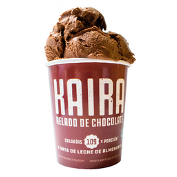 Helado Kaira de Chocolate 120 ML