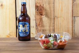 Bowl + Cerveza Otro Mundo