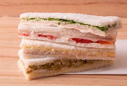 Sándwich Miga Surtido- 48 U