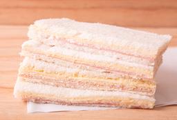 Sándwich de Miga J&Q x 6
