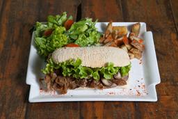 Sándwich de Ternera Braseada