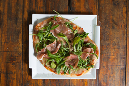 Pizza Individual Crudo
