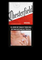 Cigarrillos Rubios Chesterfield Red 10 U