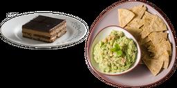 Power Guacamole + Chocotorta