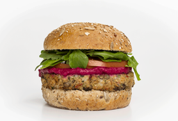 Burger Veggie Yamaní