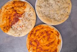 3 Prepizzas