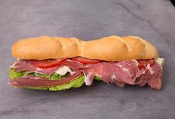 Sándwich de Crudo & Queso