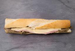 Sándwich de Mila con Jamón & Queso