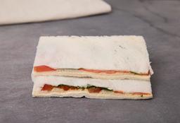Sándwich Triple de Caprese