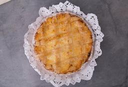 Torta de Ricota con DDL - Completa