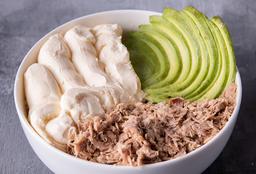 Chirashi Salad Atún, Palta & Queso