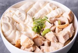 Chirashi Salad Pollo, Verdeo & Queso