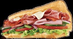 Sándwich Italiano BMT 15 CM