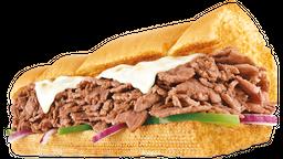 Sándwich de Carne & Queso 15 CM
