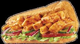 Sándwich de Pollo Teriyaki 30 CM