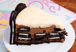 Black Cookies Cake