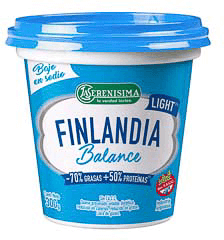 Queso Untable Finlandia Balance 300 g