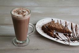 Brownie + Chocolate