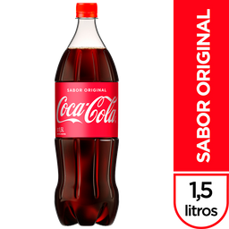 Coca-Cola Original Bebida Gaseosa En Botella