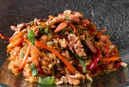 Wok Oriental de Vegetales