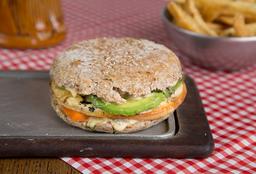 Sándwich Bomba Veggie