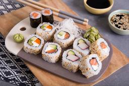 Promo - Combo Sushi - 10 Pzs