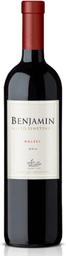 Vino Malbec Benjamin x750 Ml