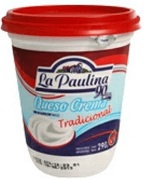 Queso Crema La Paulina Tradicional 290 gr