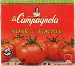 Pure Tomate La Campagnola 520 Gr