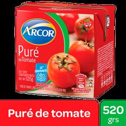 Pure De Tomate Arcor 520 Gr