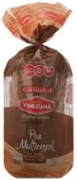 Pan Multicereal Veneziana Cormillot 410 Gr