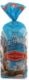 Pan Lactal Veneziana 360 Gr