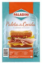 Paleta Cocida Al Vacio Paladini X 200 Gr