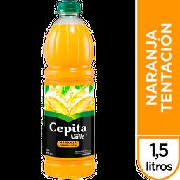 Jugo De Naranja Cepita 1,5 Lt