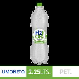 Agua H2Oh! Limoneto 2.25L
