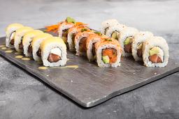Salmón Sushi Box 15 piezas