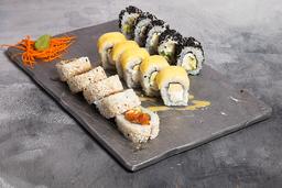 Veggie Sushi Box 15 Piezas