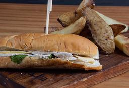 Sándwich Caesar de Pollo