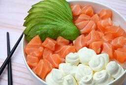 Chirashi Salad Salmón, Palta y Phila